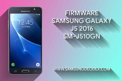FIRMWARE SAMSUNG J510GN