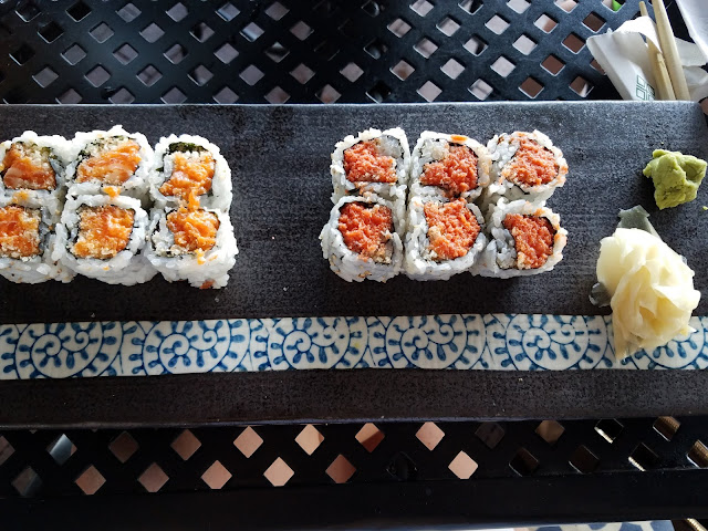 sushi in Raleigh