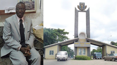 S*x-For-Mark: OAU Lecturer Gets Indefinite Suspension