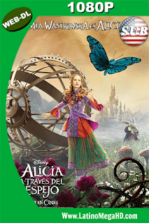Alicia a través del espejo (2016) Subtitulada HD WEB-DL 1080P - 2016