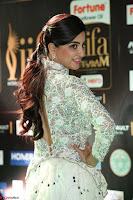Poonam Kaur in Beautiful Floor Length Gown at IIFA Utsavam Awards 2017  Day 2  Exclusive 03.JPG