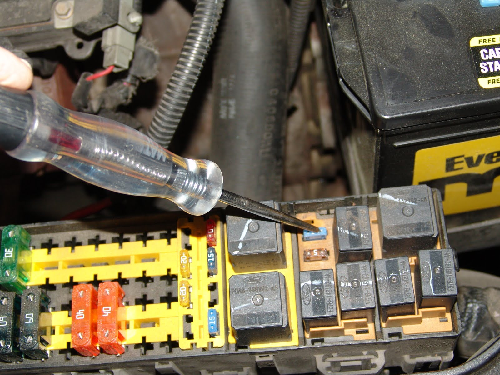 2000 Ford Taurus Alternator Wiring Diagram Sharepoint 2010 Farm Architecture 2005 Explorer Heated Seat Not Working