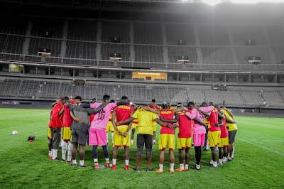 Match Amical: le onze entrant du Cameroun face au Koweït