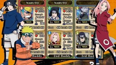 apk4free: NARUTO SHIPPUDEN : Ultimate Ninja Blazing v2 1 2