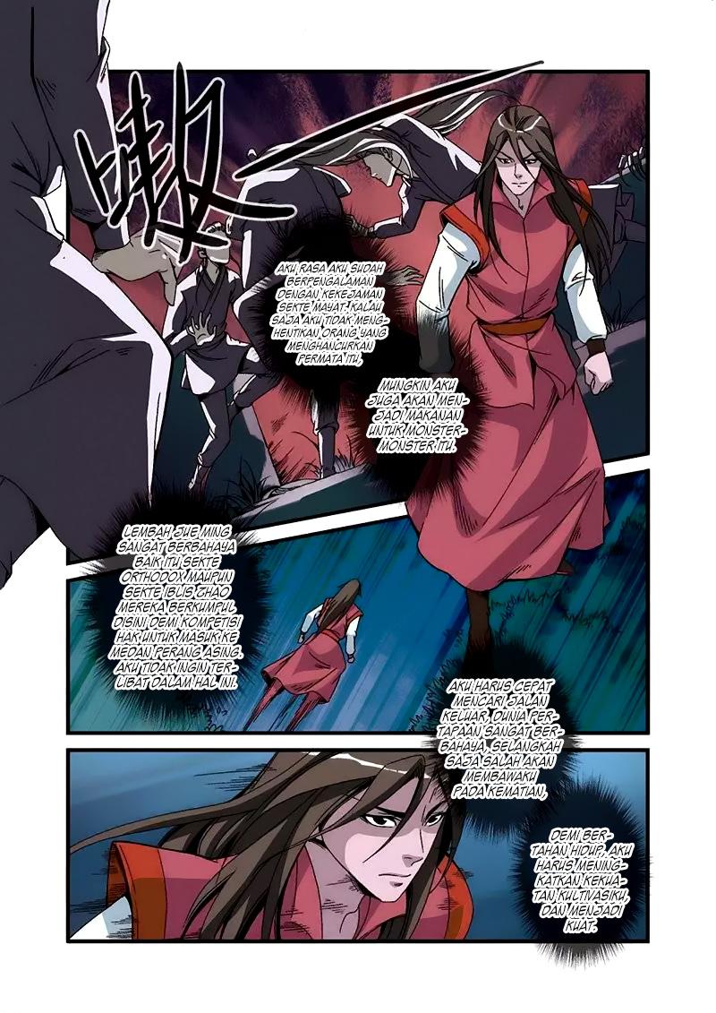Komik xian ni 047 - chapter 47 48 Indonesia xian ni 047 - chapter 47 Terbaru 15|Baca Manga Komik Indonesia