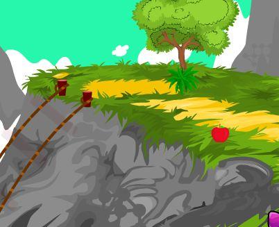 AjazGames Escape Plateau