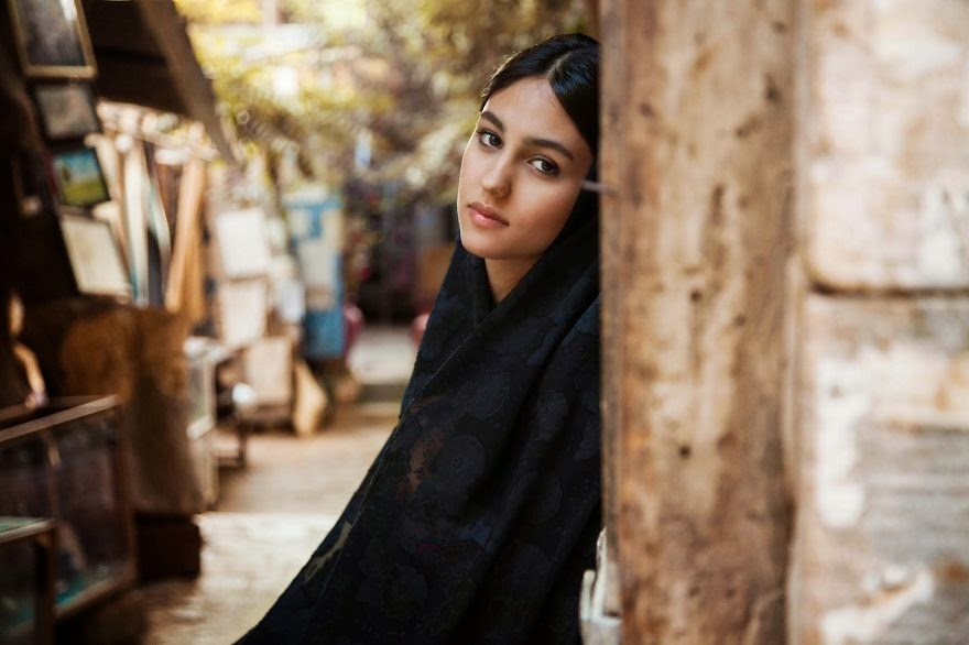 Shiraz, Iran - I Photographed Women From 37 Countries To Show That Beauty Is Everywhere