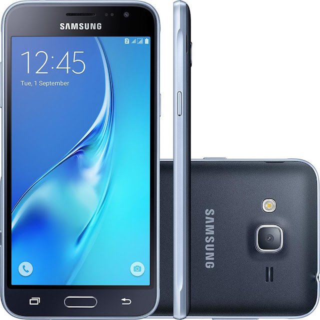 Smartphone Samsung Galaxy J320m android 8GB câmera 8MP