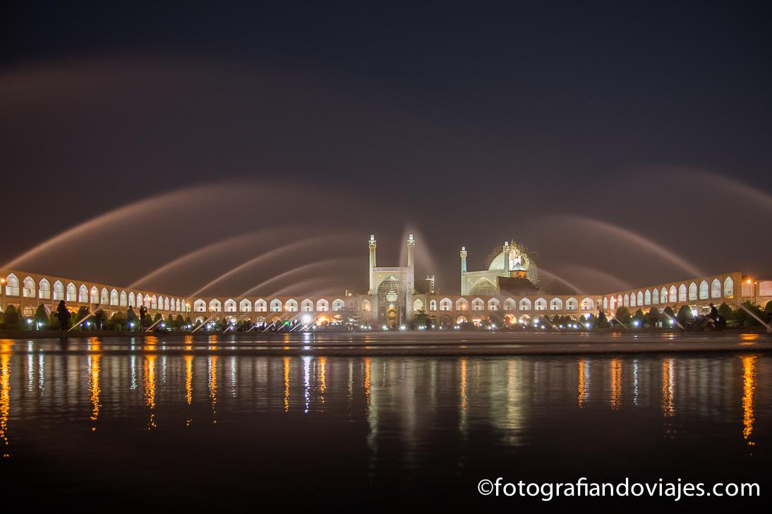 plaza Nash-e Jahan o plaza del Imán