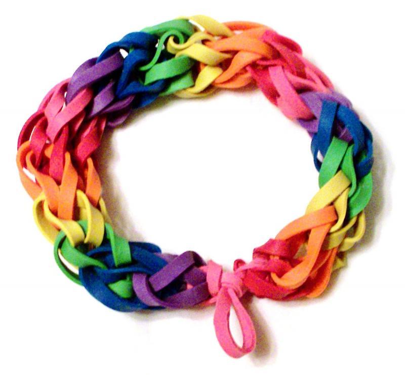 Jewellery Rubber Bracelets 113