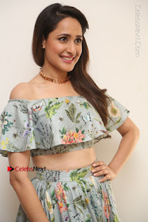 Actress Pragya Jaiswal Stills in Floral Dress at turodu Interview  0089.JPG
