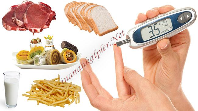 Diyabetlilerin Uzak Durması Gereken 6 Gıda - www.inanankalpler.net