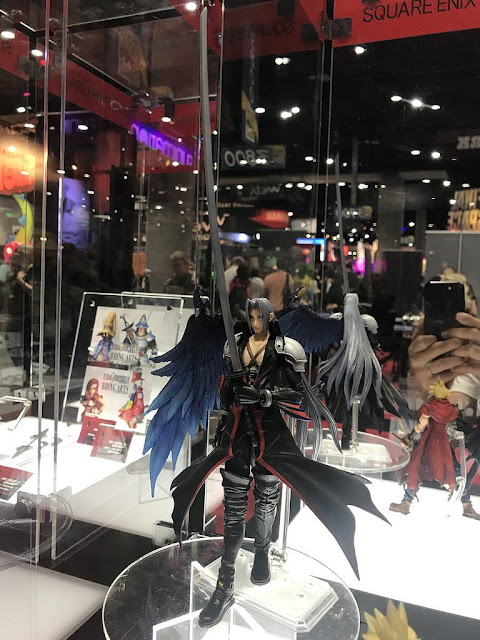 FINAL FANTASY BRING ARTS Sephiroth Another Form ver.(セフィロス アナザーフォームver.)