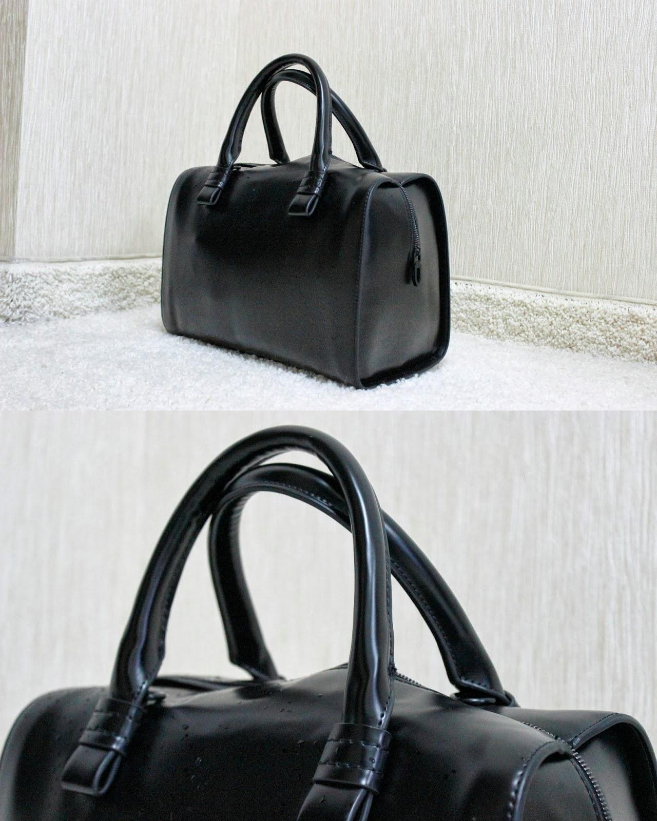 46be224205ff Сумка-саквояж Zara / Bag-valise Zara Это очень удобная, все вмещающая в  себя сумка. Когда я пришла с ней домой, мама сказала: