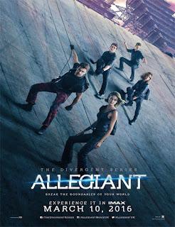 La Serie Divergente: Leal – 1ª parte (Allegiant) (2016)
