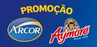 Promoção Mundo Mágico Arcor Aymoré www.mundomagicoarcor.com.br