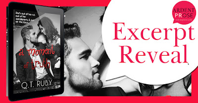 Excerpt Reveal: A Moment of Truth (Matter of Trust 2) by Q.T. Ruby