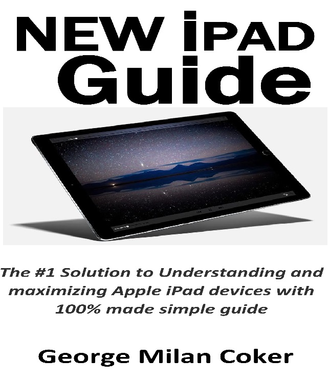 New Ipad Guide The 1 Solution To Apple Ipad Devices Engolee Book