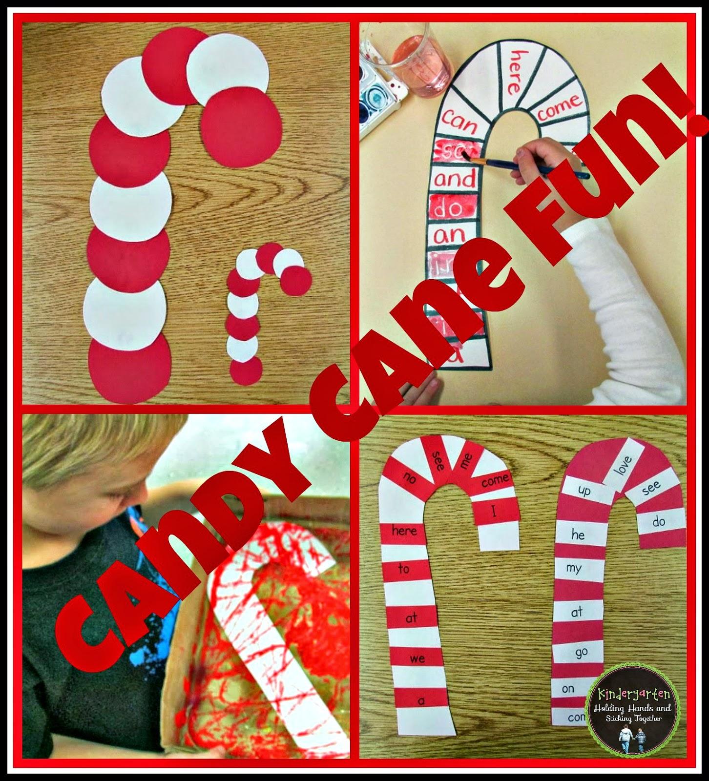 Kindergarten Holding Hands And Sticking Together Candy