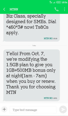 MTN Reviews Data Plan Cost As Promised, See New Changes Made