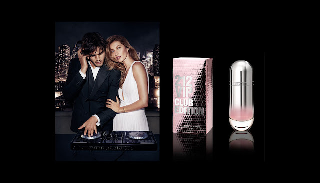 212 VIP Club Edition by Carolina Herrera