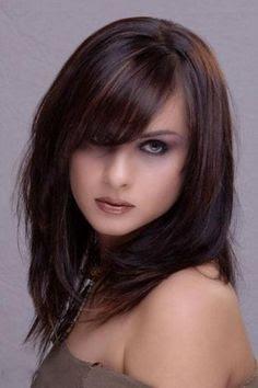 Corte de cabello mujer baja estatura