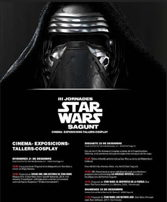 III edición de las jornadas Star Wars en Sagunt
