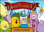 juegos Adventure Time Blind Finned 2