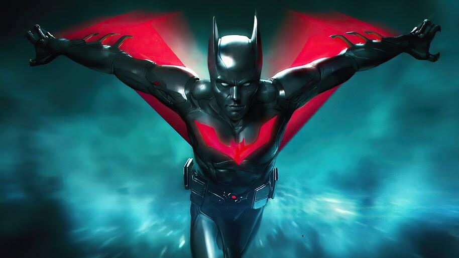 Batman, DC, Comics, Superhero, 4K, #6.2044
