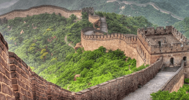 The History of the Great Wall of China