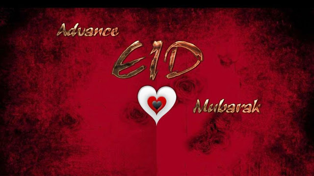 Advance Eid Mubarak Photos 2018