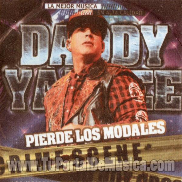 Daddy Yankee - Pierde Los Modales (2016)