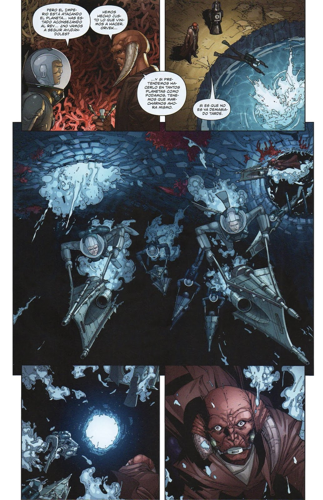 Leer Comics: Star Wars - Darth Vader Lord Oscuro 16