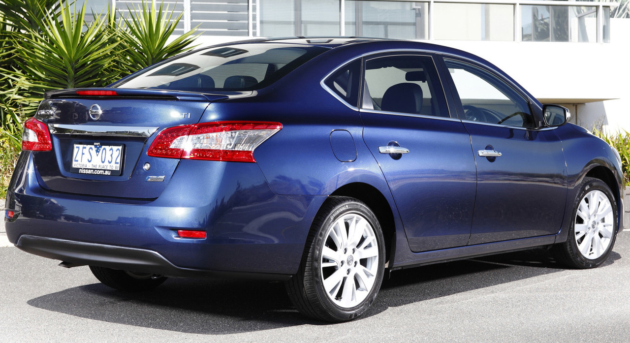 Nissan Sentra 2013 informações ~ JJ CARROS