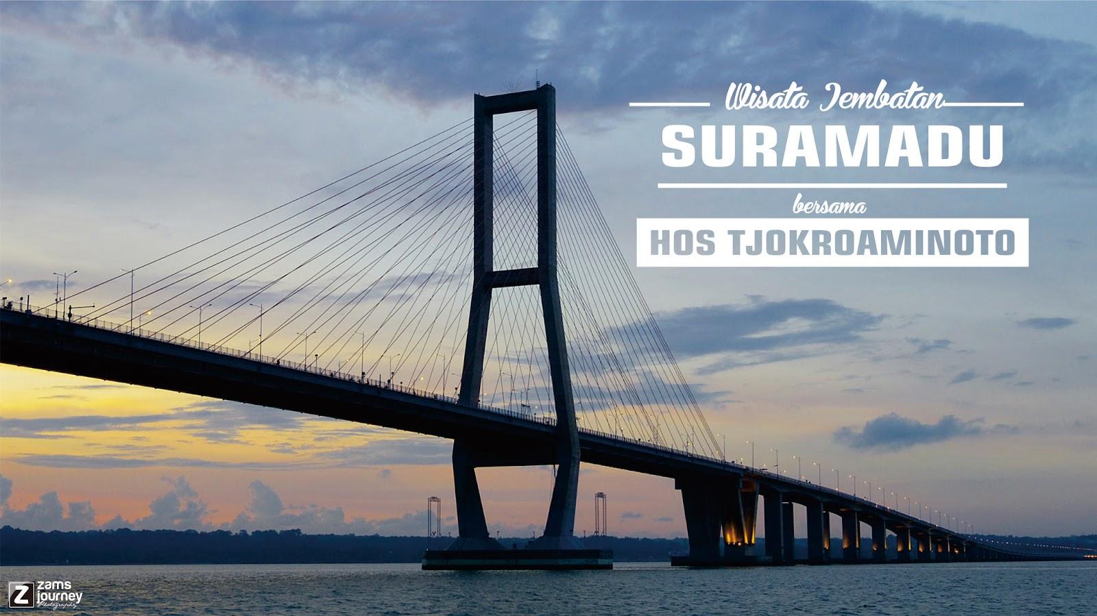 Wisata Jembatan Suramadu