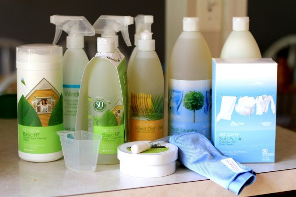 Get Clean Home Products