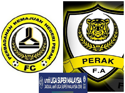 Live Streaming PKNP FC vs Perak Liga Super 15 April 2018