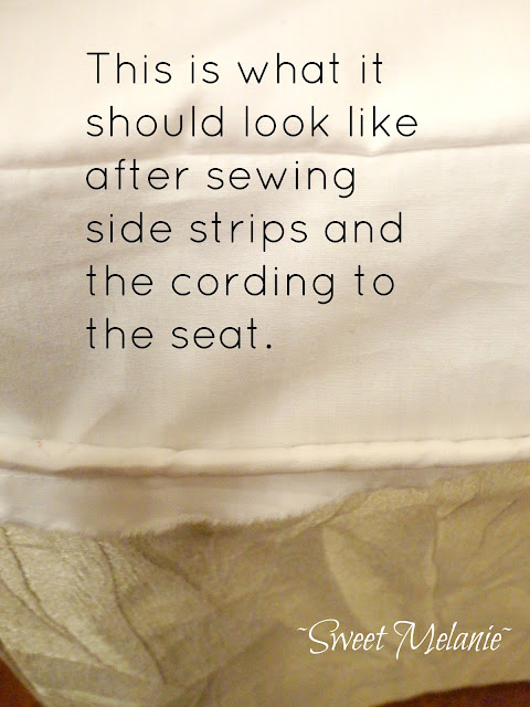 how to make a dining chair slipcover