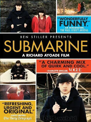 Sinopsis film Submarine (2010)