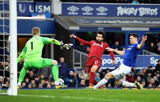 Video Bóng Đá: Xem lại trận đấu Everton vs Liverpool