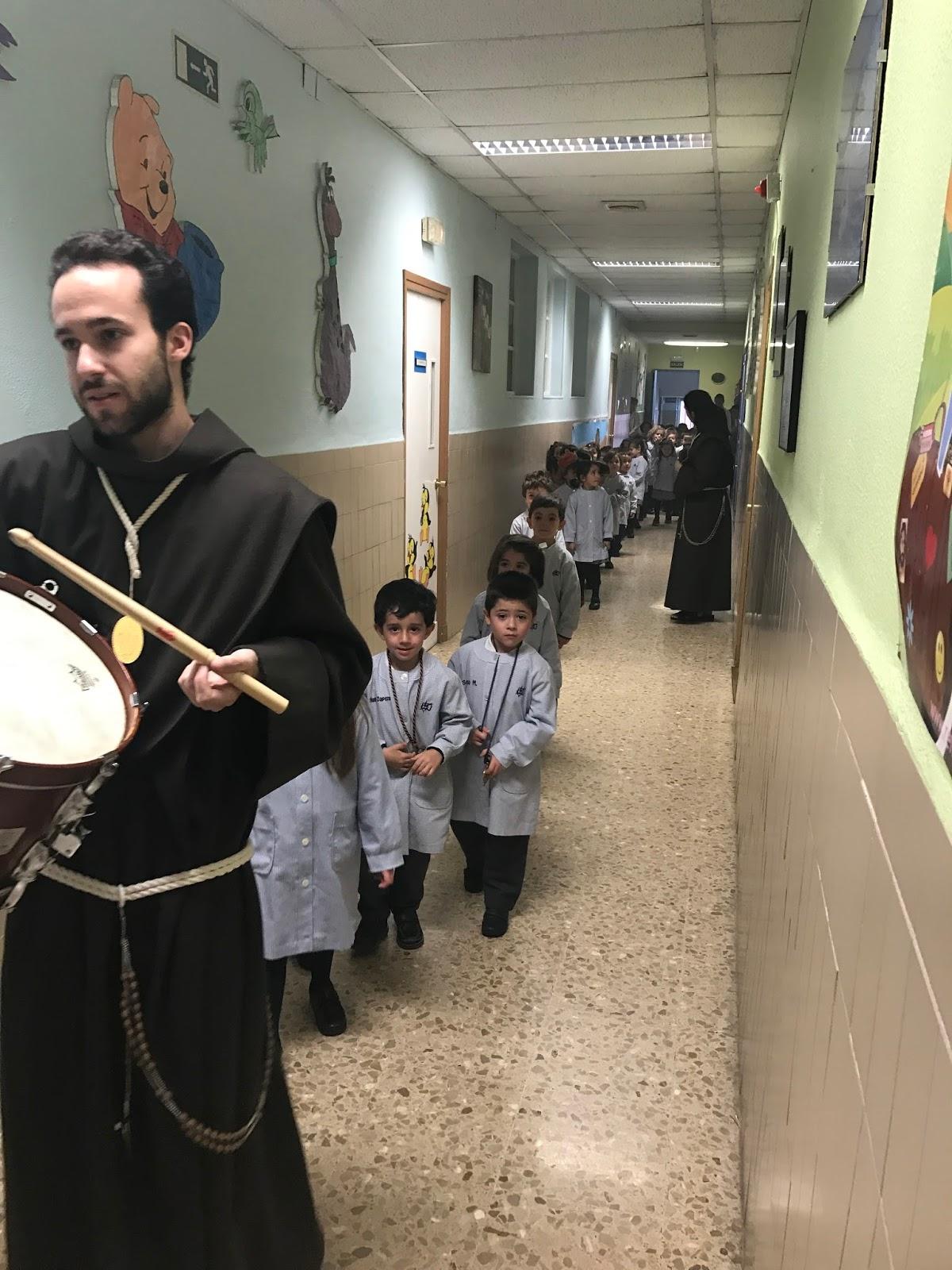 Agustinas Valladolid - 2017 - Infantil - Semana Santa