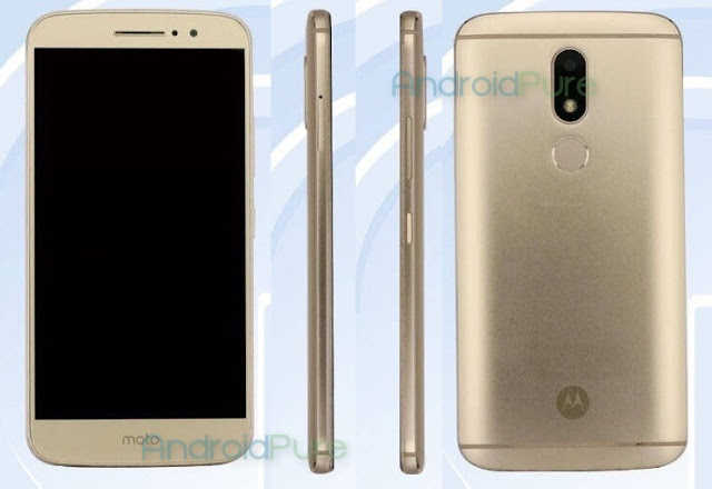 Motorola Release Moto M model number XT1662 with 16MP Rear Camera, Metal Body Appears on TENAA
