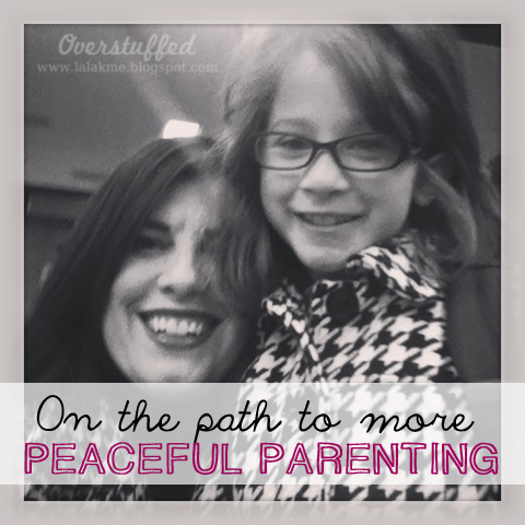 One mom's journey to parent a strong-willed and highly sensitive child by yelling less, listening more, and parenting more peacefully. #overstuffedlife