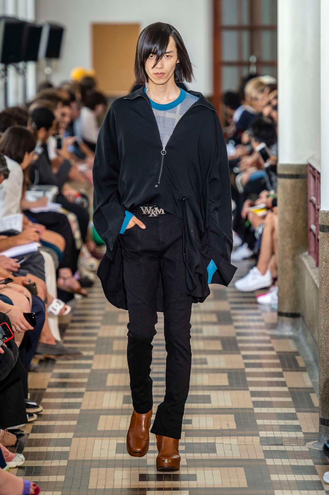 Wooyoungmi Spring Summer 2019 Paris Fashion Week Male