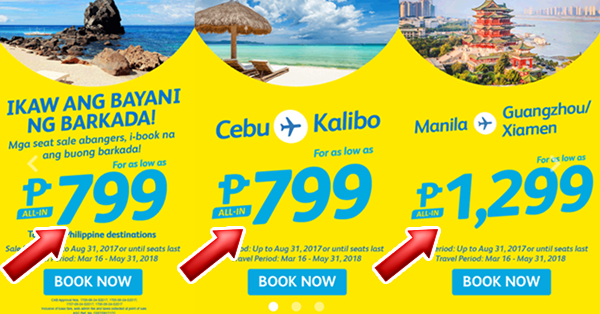 cheapest flights boracay