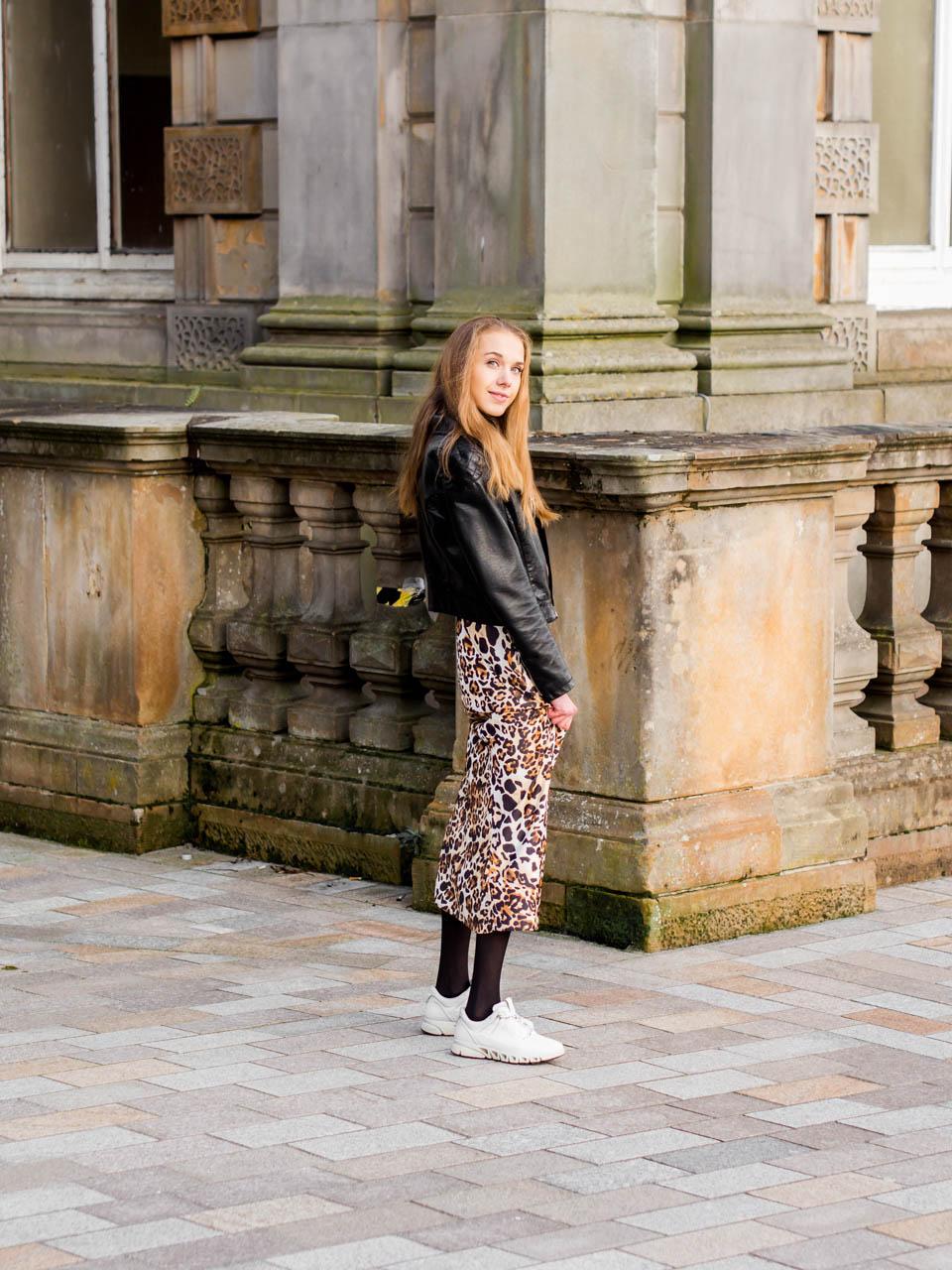 Fashion blogger leopard print outfits - Muotibloggaaja, leopardikuosi, asuinspiraatio
