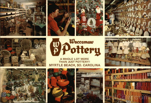 Part Of A Former Mall In Merrillville Indiana There Is An Old Time Pottery That I Presume To Have Taken Homeplace As These Are The