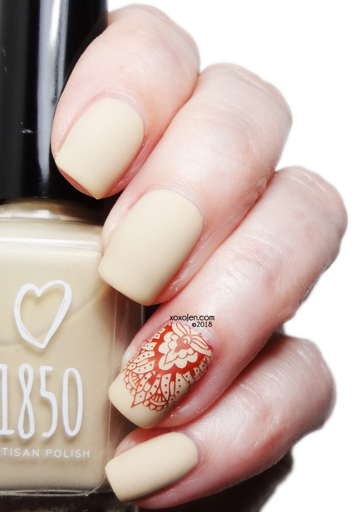 xoxoJen's swatch of 1850 Artisan Pismo Beach