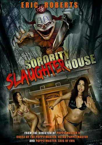 Sorority Slaughterhouse 2016 English HDRip XViD 700MB