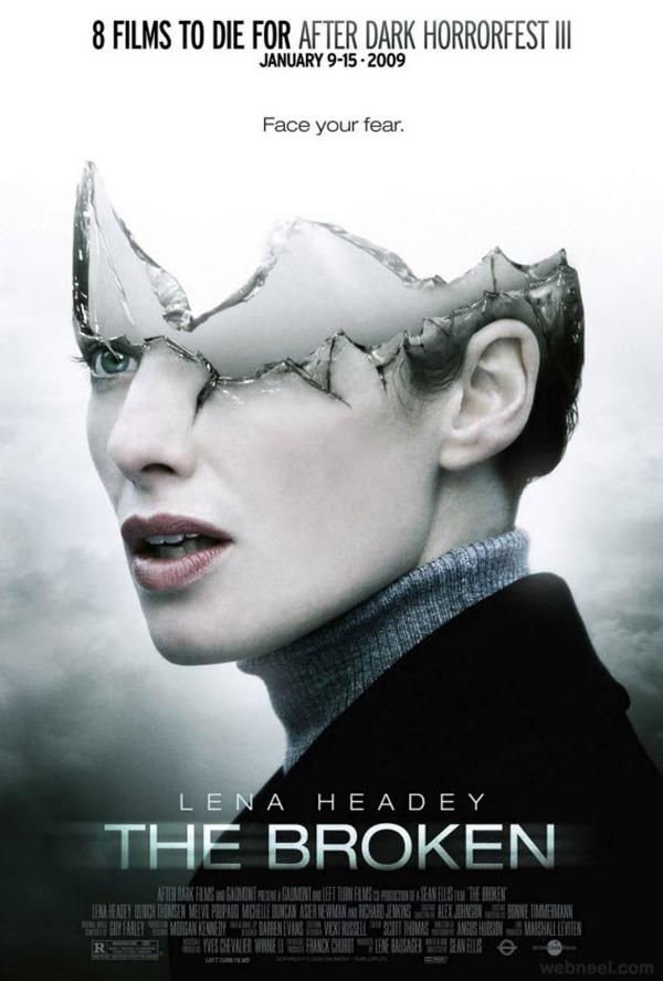 the-broken-creative-movie-poster-design